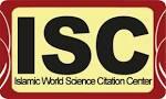 نمايه مقالات در پايگاه استنادي علوم جهان اسلام ISC